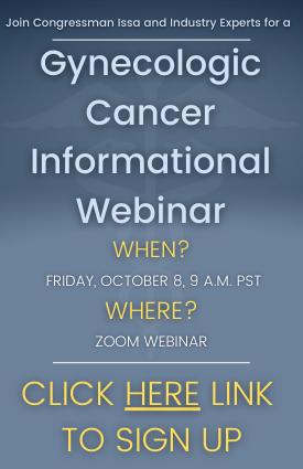Gynecological Cancer Informational Webinar