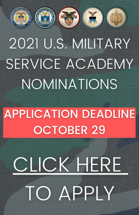 Service Academy Promotional Graphic